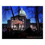 Madison Protest to Kill the Bill Print