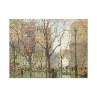 Madison Square Canvas Print