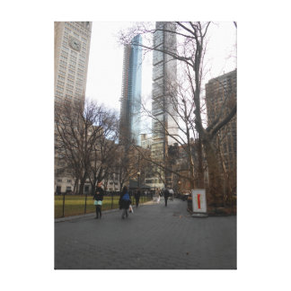 Madison Square Park, New York City, USA Canvas Print