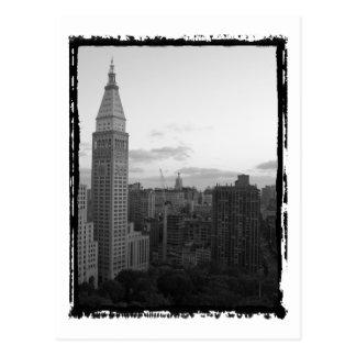 Madison Square Park Photo Post Cards