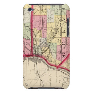 Madison, St Clair, Monroe counties iPod Case-Mate Case