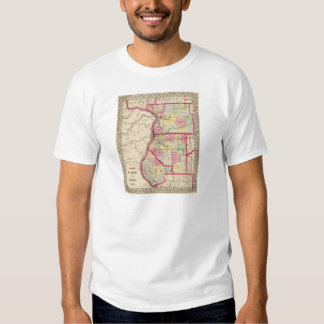Madison, St Clair, Monroe counties T Shirt