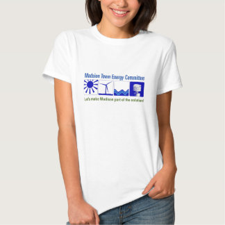 Madison Town Energy Committee T-shirts