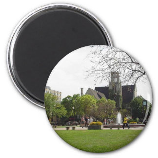 Madison University Fountain Magnets