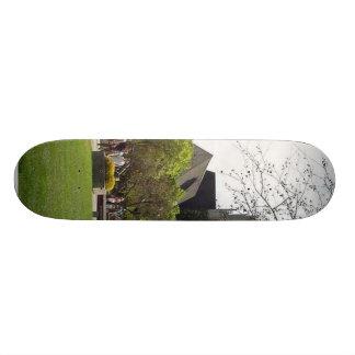 Madison University Fountain Skateboards