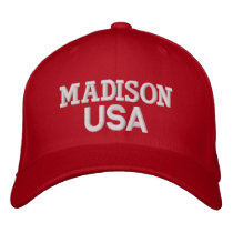 Madison USA Cap