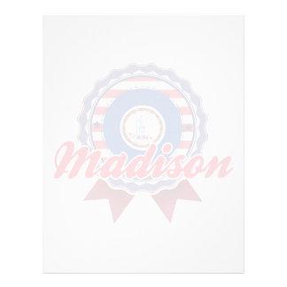 Madison, VA Membretes Personalizados