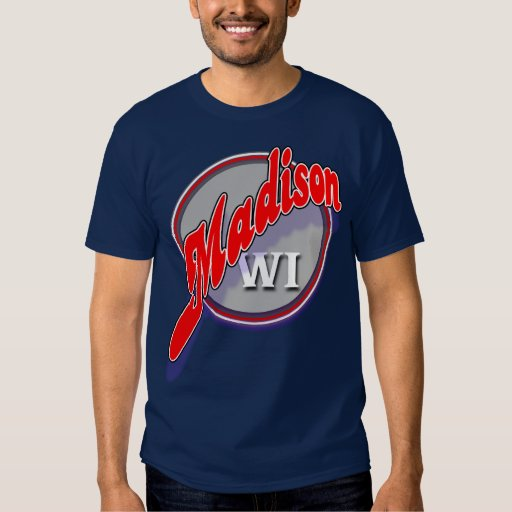 Madison wi swoop shirt zazzle for T shirt printing madison wi