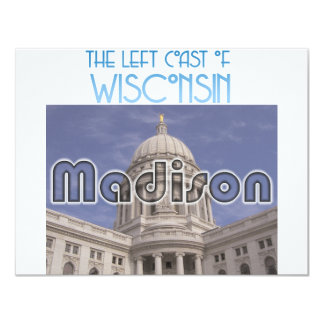 Madison Wisconsin Card