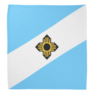 Madison, Wisconsin Flag Bandanna
