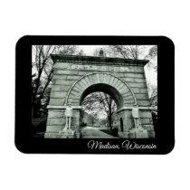 Madison, Wisconsin Magnet