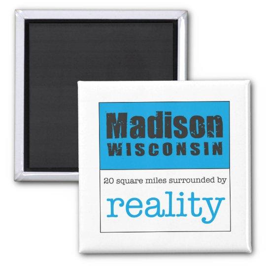 Madison Wisconsin Magnet