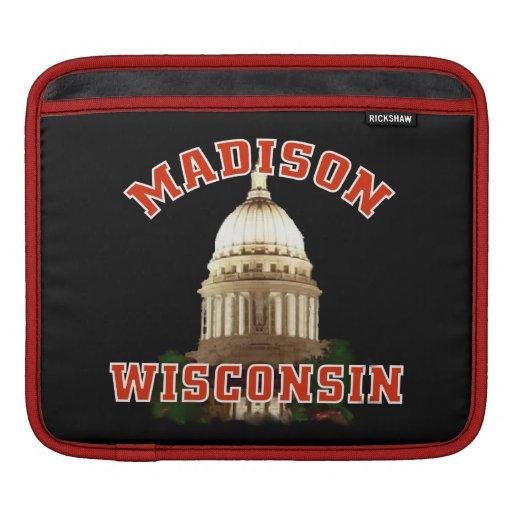 Madison, Wisconsin Manga De iPad