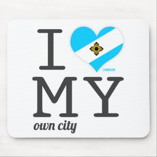 Madison | Wisconsin Mouse Pad