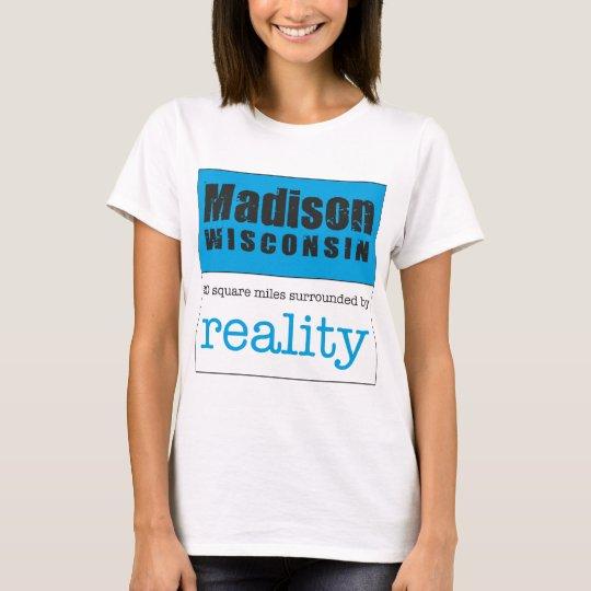 Madison Wisconsin Playera