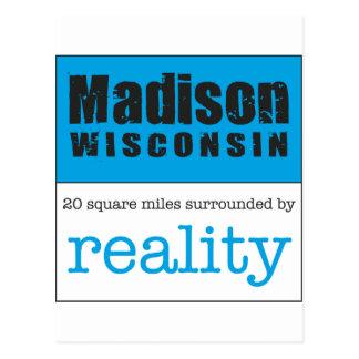 Madison Wisconsin Postcards