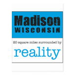 Madison Wisconsin Postcards