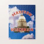 Madison, Wisconsin Puzzle
