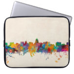Madison Wisconsin Skyline Cityscape Computer Sleeves