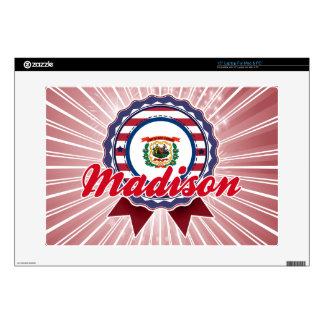 """Madison, WV Skins For 15"""" Laptops"""