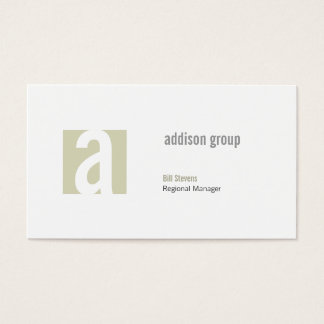 Madison XIII Business Card