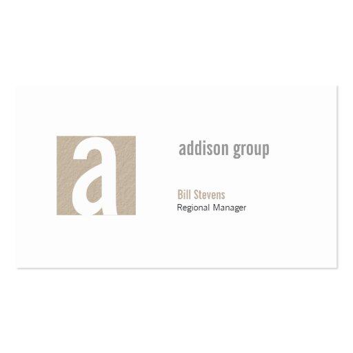 Madison XIIIC Business Card