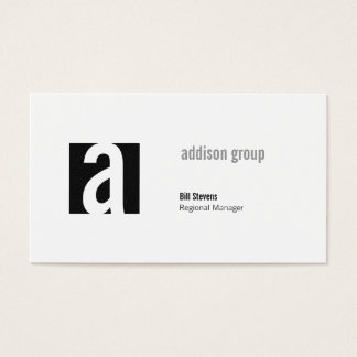Madison XIIID Business Card