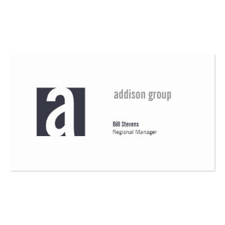 Madison XIV Business Card