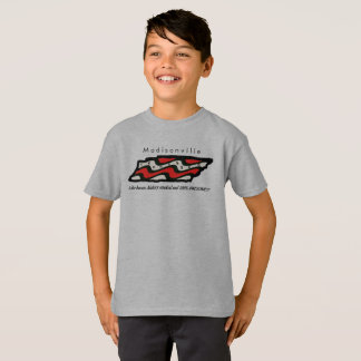 Madisonville Tennessee Bacon, Bacon Capital, Love T-Shirt