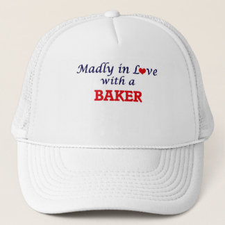 Madly in love with a Baker Trucker Hat