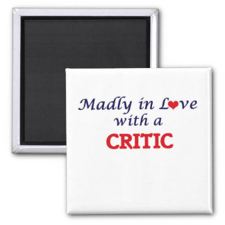 Madly in love with a Critic Magnet