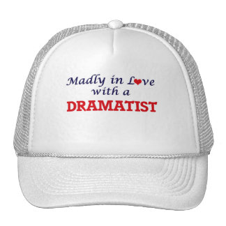 Madly in love with a Dramatist Trucker Hat