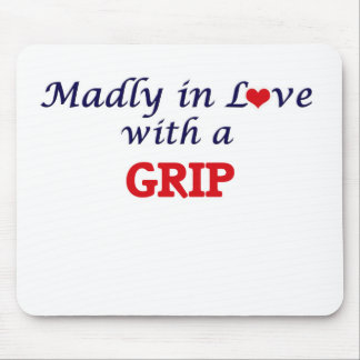 Madly in love with a Grip Mouse Pad