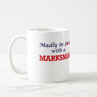 Madly in love with a Marksman Coffee Mug