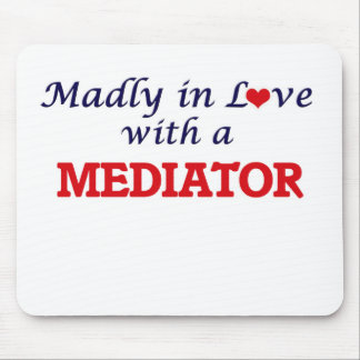 Madly in love with a Mediator Mouse Pad
