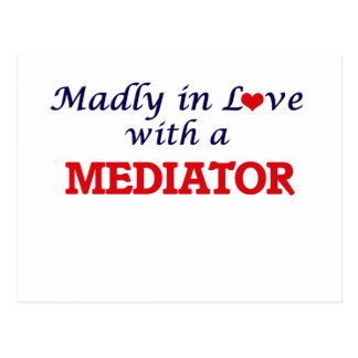 Madly in love with a Mediator Postcard