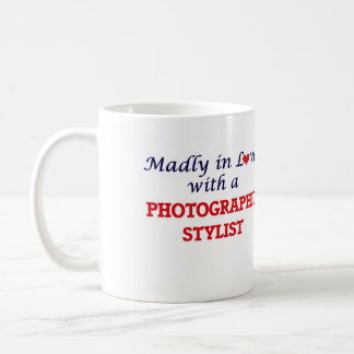 Madly in love with a Photographic Stylist Coffee Mug