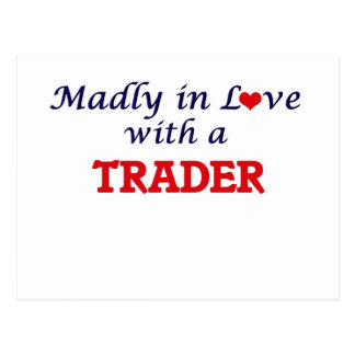 Madly in love with a Trader Postcard