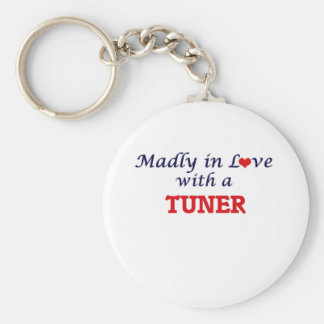 Madly in love with a Tuner Keychain
