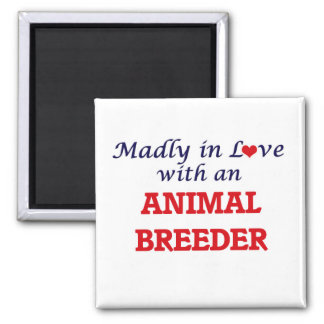 Madly in love with an Animal Breeder Magnet