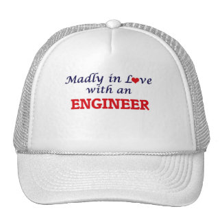 Madly in love with an Engineer Trucker Hat