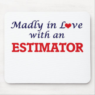Madly in love with an Estimator Mouse Pad