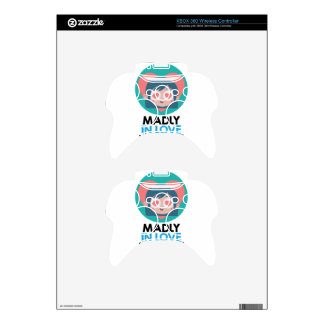 Madly In Love With Me Day - Thirteenth February Xbox 360 Controller Skin