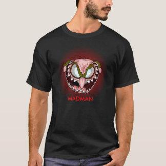 Madman Black Shirt w/ name