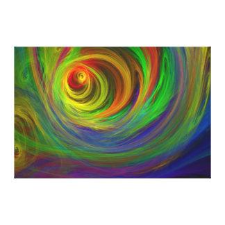 Madman's Sunrise Canvas Print