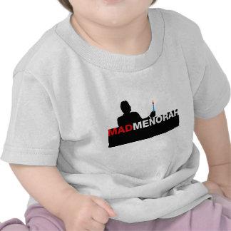 MadMenorah Jánuca Camiseta