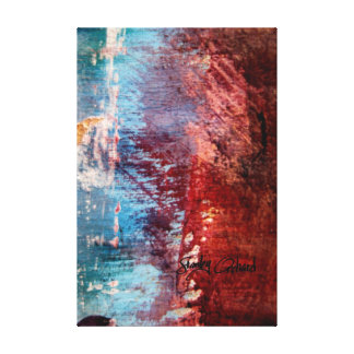 Madness Gallery Wrapped Canvas