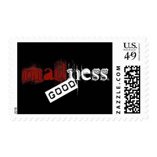 madness good stamp