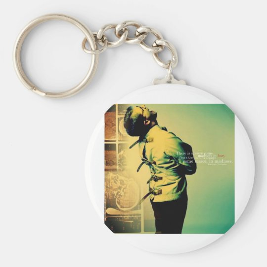 Madness in Love Keychain
