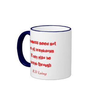 Madness Coffee Mug
